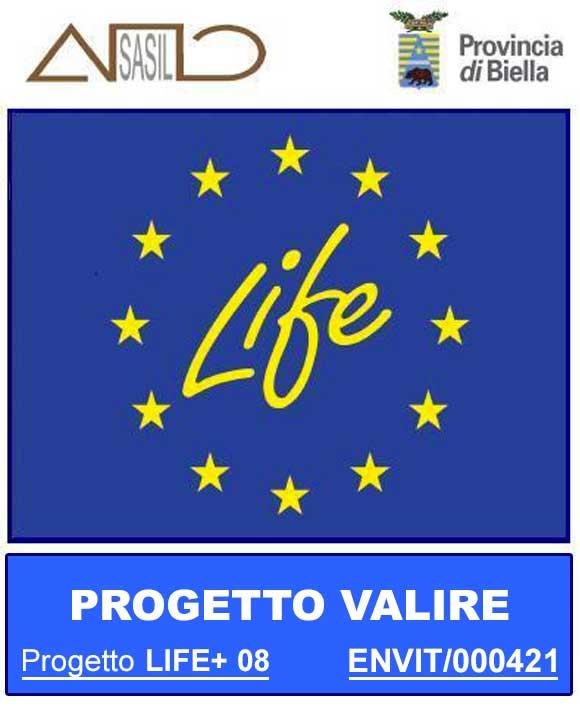 Sasil Srl Progetti Life+ Valire