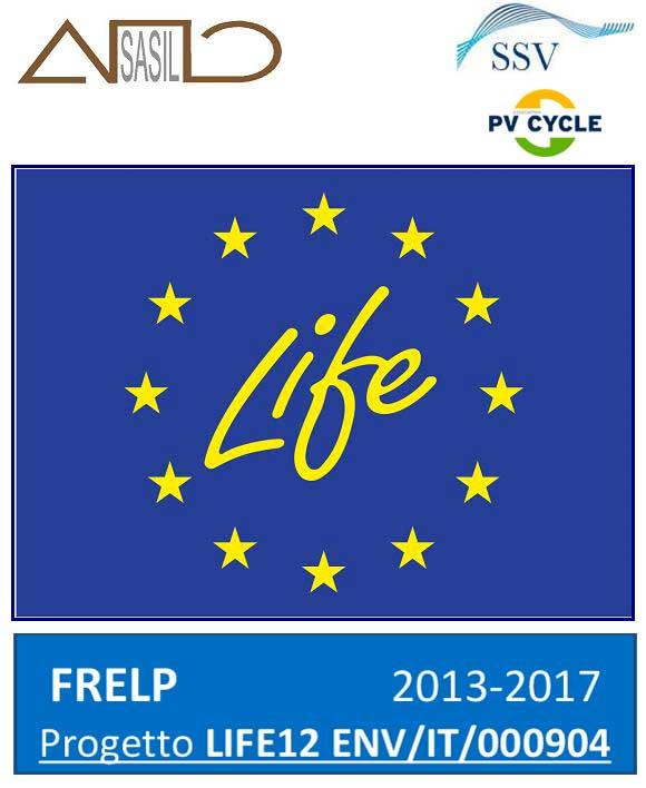 Sasil Srl Progetti Life+ Frelp